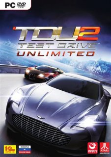 Диск Test Drive Unlimited 2 [PC,DVD]