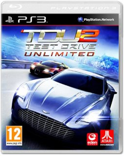 Диск Test Drive Unlimited 2 [PS3]