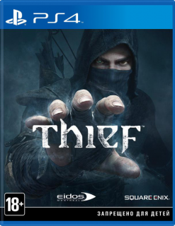 Диск Thief [PS4]
