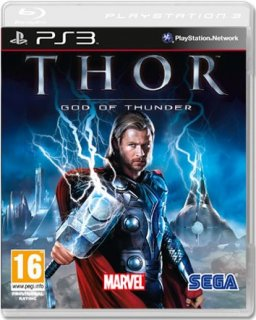 Диск Thor: God of Thunder [PS3]