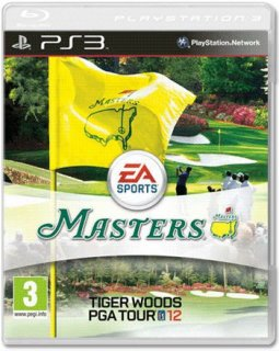Диск Tiger Woods PGA TOUR 12: The Masters [PS3]