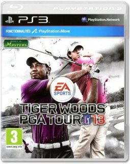 Диск Tiger Woods PGA Tour 13 [PS3, PS Move]