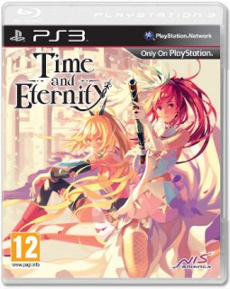 Диск Time and Eternity (Б/У) [PS3]
