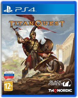 Диск Titan Quest [PS4]
