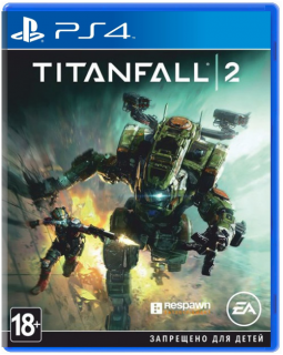 Диск Titanfall 2 [PS4]