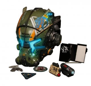 Диск Titanfall 2 - Vanguard SRS Collector Edition (БЕЗ ИГРЫ)