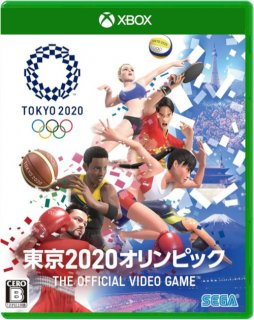 Диск Tokyo 2020 Olympic Games The Official Video Game [Xbox One]