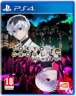 Диск Tokyo Ghoul: re Call to Exist [PS4]