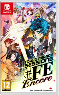 Диск Tokyo Mirage Sessions #FE Encore [NSwitch]
