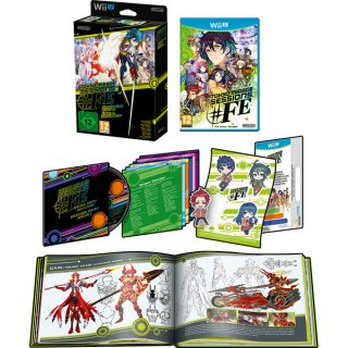 Диск Tokyo Mirage Sessions #FE: Fortissimo Edition [Wii U]