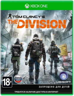 Диск Tom Clancy's The Division [Xbox One]