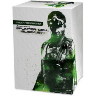 Диск Tom Clancy's Splinter Cell Blacklist - The 5th Freedom Edition (англ. версия) [PS3]
