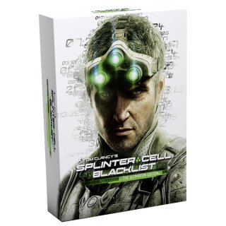 Диск Tom Clancy's Splinter Cell Blacklist - The Ultimatum Edition [PS3]