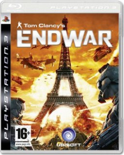 Диск Tom Clancy`s EndWar (Б/У) [PS3]