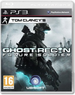 Диск Tom Clancy's Ghost Recon: Future Soldier (Б/У) [PS3]