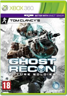 Диск Tom Clancy's Ghost Recon: Future Soldier [X360]