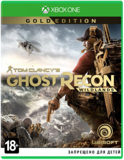 Диск Tom Clancy's Ghost Recon Wildlands - Gold Edition [Xbox One]