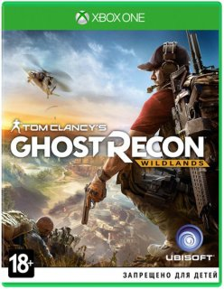 Диск Tom Clancy's Ghost Recon Wildlands [Xbox One]