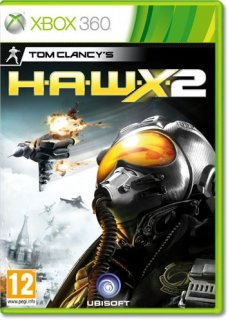 Диск Tom Clancy`s HAWX 2 (Б/У) [X360]
