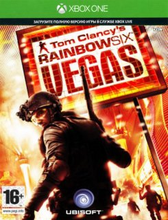 Диск Tom Clancy's Rainbow Six: Vegas (код для загрузки) [Xbox]
