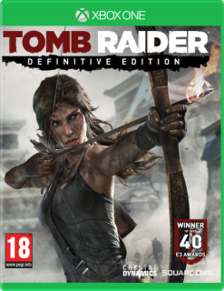 Диск Tomb Raider - Definitive Edition (Б/У) [Xbox One]