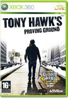 Диск Tony Hawk's Proving Ground [X360]