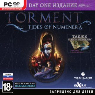 Диск Torment: Tides of Numenera [PC]
