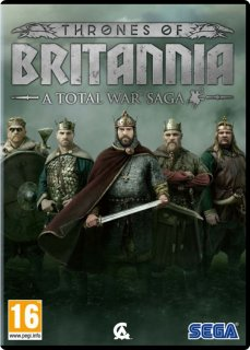 Диск Total War Saga: Thrones of Britannia [PC]