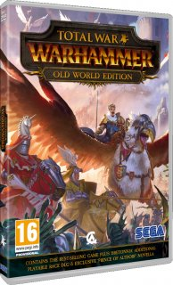Диск Total War: WARHAMMER - Old World Edition [PC]