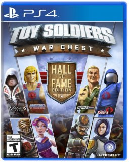 Диск Toy Soldiers: War Chest - Hall of Fame Edition (US) (Б/У) [PS4]