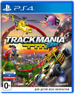Диск Trackmania Turbo [PS4/PSVR]