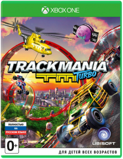 Диск Trackmania Turbo [Xbox One]