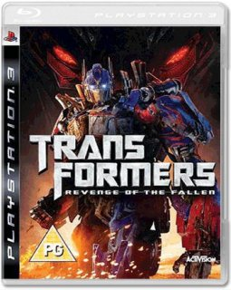 Диск Transformers: Revenge of the Fallen [PS3]
