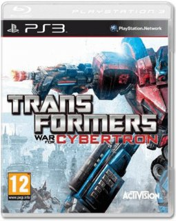 Диск Transformers: War for Cybertron (Б/У) [PS3]