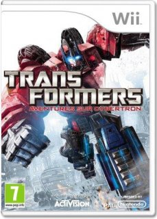 Диск Transformers War for Cybertron [Wii]