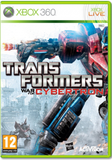 Диск Transformers War for Cybertron [X360]