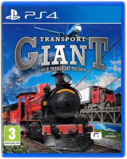 Диск Transport Giant [PS4]