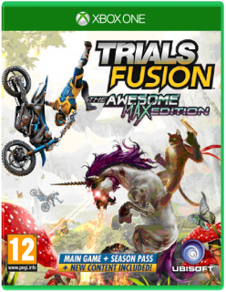 Диск Trials Fusion - The Awesome Max Edition [Xbox One]