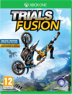 Диск Trials Fusion [Xbox One]