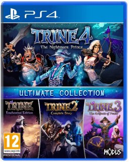 Диск Trine Ultimate Collection [PS4]