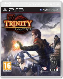 Диск Trinity Souls of Zill O'll (Б/У) [PS3]