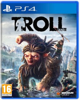Диск Troll and I [PS4]