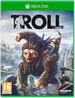 Диск Troll and I [Xbox One]