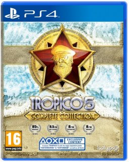Диск Tropico 5 - Complete Collection [PS4]
