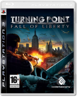 Диск Turning Point: Fall of Liberty (Б/У) [PS3]