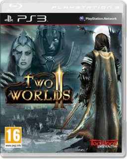 Диск Two Worlds II (Два мира 2) (US) [PS3]