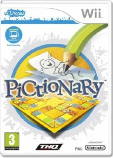 Диск uDraw Pictionary [Wii]
