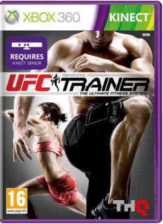 Диск UFC Personal Trainer [X360, Kinect]