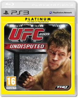 Диск UFC Undisputed 2009 [PS3]