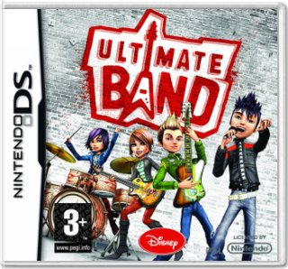 Диск Ultimate Band [DS]